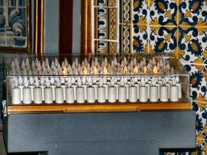 Camara de Lobos kaarsen