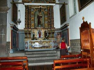 Camara de Lobos kerk
