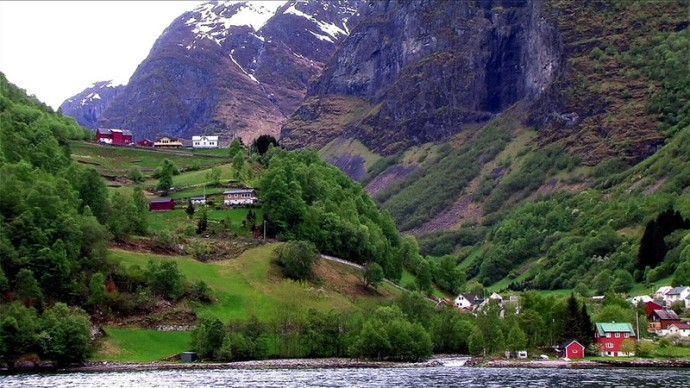Cruise_sognefjord