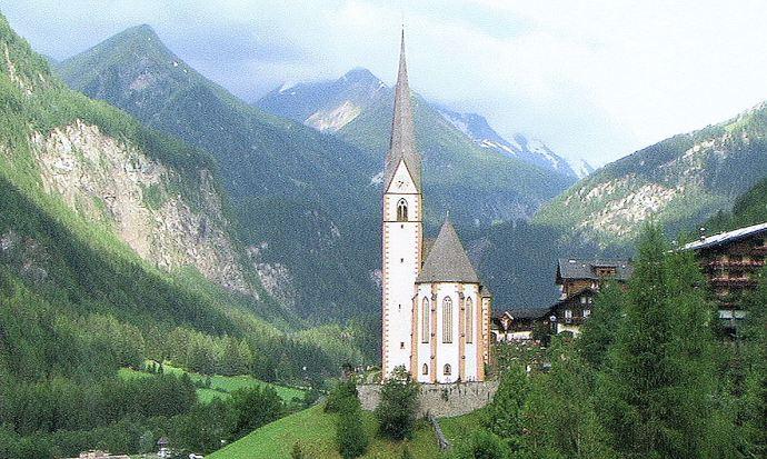 Heiligenblut kerk